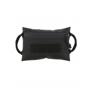 ITS Zip Bag Black Schwarz