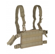 Light Chest Rig Platform Coyote Brown