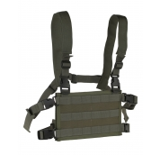 Light Chest Rig Platform OD Green