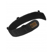 Slim Grip Padded Belt Slotted Black