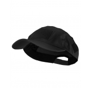 Base Cap Black Schwarz