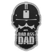 Bad Ass Dad Patch Swat