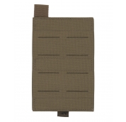 2-Molle Velcro Adapter Coyote Brown
