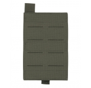 2 Molle Hook-and-Loop Adapter Olive