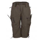 P-40 Tactical Shorts Brown Grey