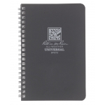 Side-Spiral Notebook Universal Grey