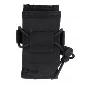 Speed Reload Pouch Pistol 9mm Double Stack PALS Black Schwarz