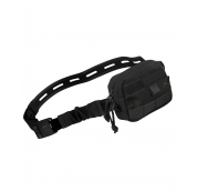 Tactical Fanny Pack Black Schwarz