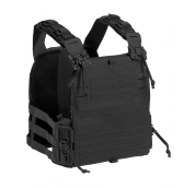 Plate Carrier QR LC Black Schwarz