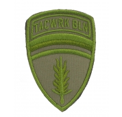 Brigade Patch Stitched Green