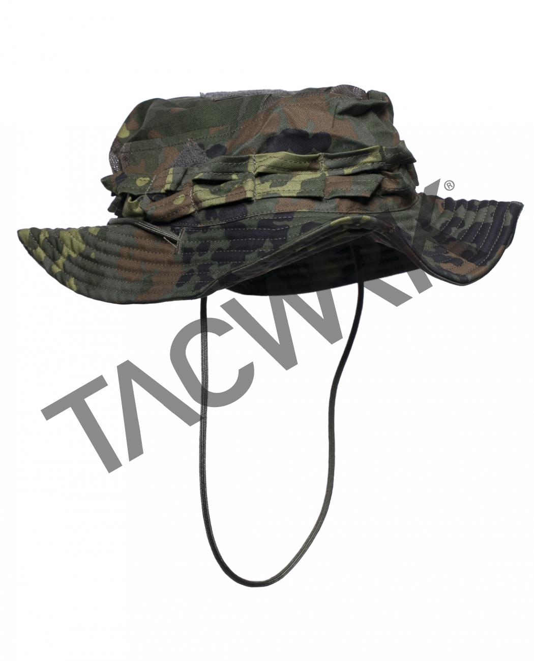 3b90ddcff9a80 UF PRO Boonie Hat Gen.2 Flecktarn - TACWRK