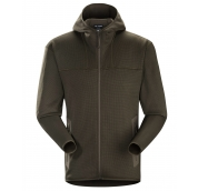 Naga Hoody Full Zip Men's 2019 Ranger Green