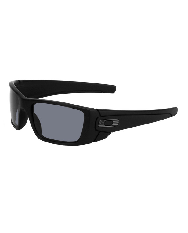 Oakley Brille SI Fuel Cell Matte Black / Grey Tonal Flag