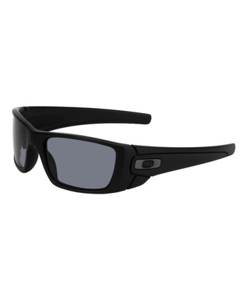 Oakley - Brille Fuel Cell Matte Black / Grey Polarized