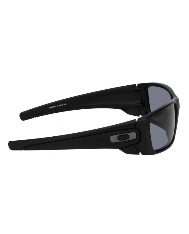 Oakley Brille Fuel Cell Matte Black / Grey Polarized