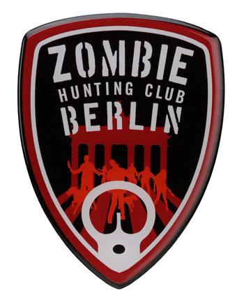 TACWRK - Zombie Sticker Rot