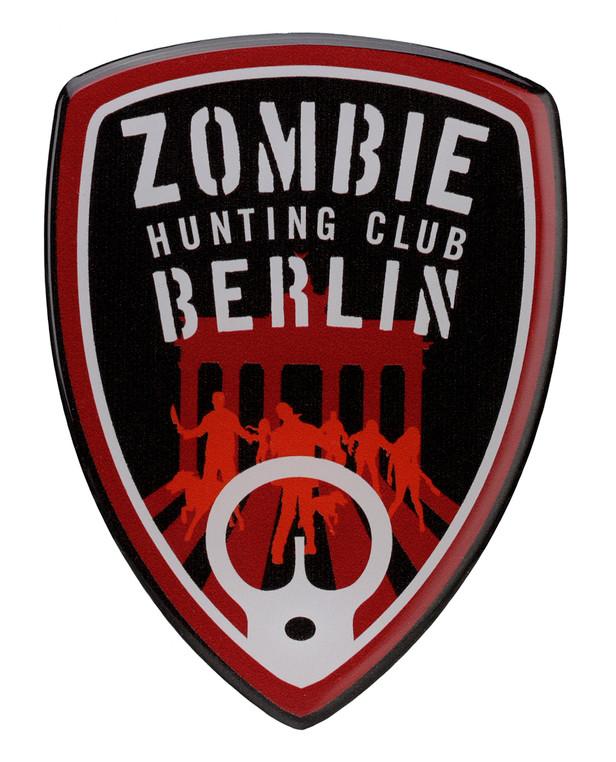 TACWRK Zombie Sticker Rot