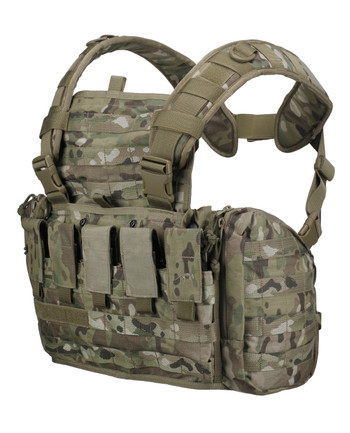 TASMANIAN TIGER - Chest Rig MKII M4 Multicam
