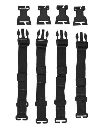 5.11 Tactical - RUSH TIER System Schwarz