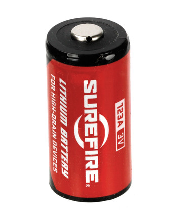 SureFire - CR-123A Lithium Battery