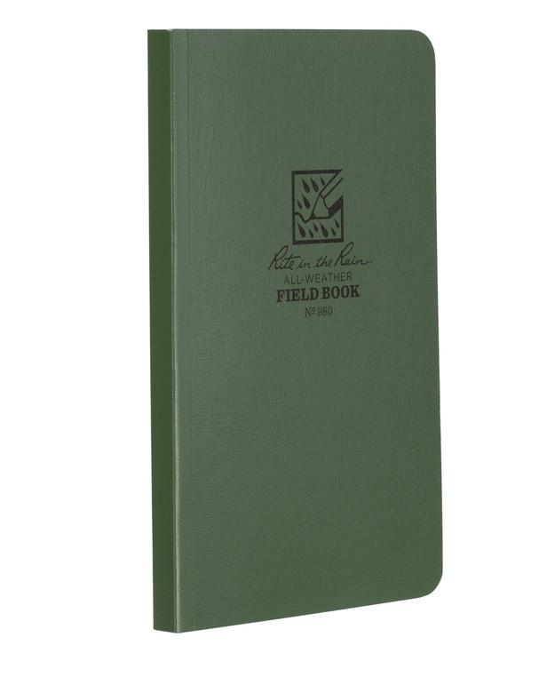 Rite in the Rain Tactical Field Book Green
