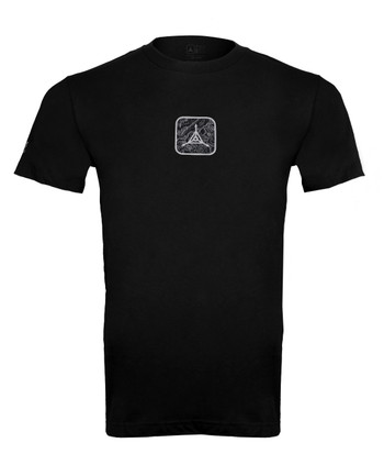 Triple Aught Design - Men's Logo T-Shirt SE Schwarz