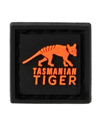 TASMANIAN TIGER - 3D Patch Black Orange
