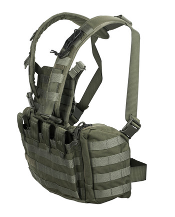 TASMANIAN TIGER - Chest Rig MKII Oliv