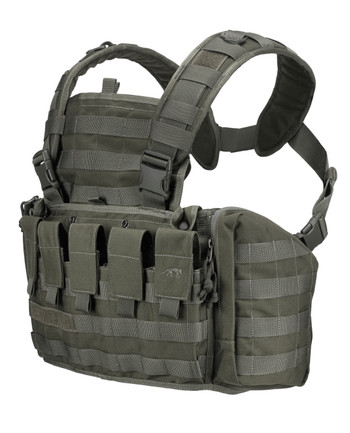 TASMANIAN TIGER - Chest Rig MKII M4 Oliv