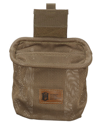 High Speed Gear - Mag-Net Dump Pouch Coyote Brown