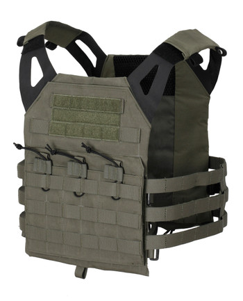 Crye Precision - JPC Jumpable Plate Carrier Ranger Green
