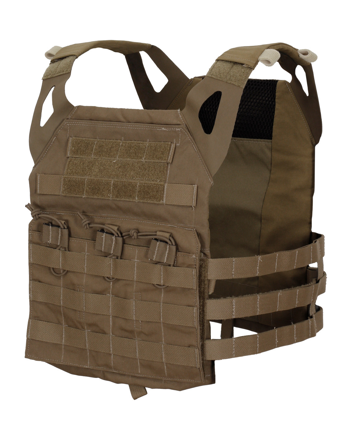Coyote Tan XL Extra Large Crye Precision JPC Jumpable Plate Carrier Vest