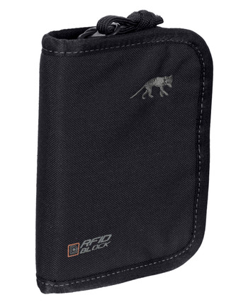 TASMANIAN TIGER - Wallet RFID B Black