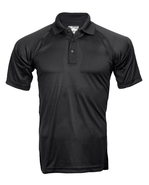 5.11 Tactical Performance Polo Short Sleeve Schwarz
