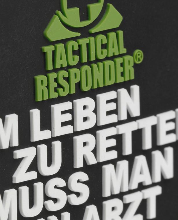 Tactical Responder Um Leben zu Retten Patch