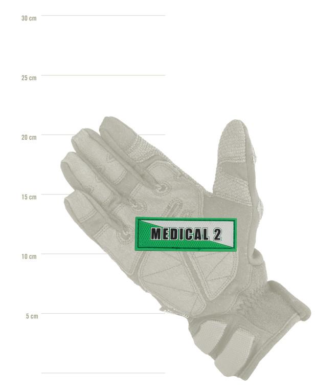 Tactical Responder Medical 2 Patch