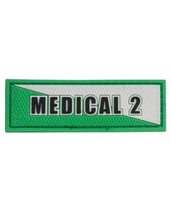 Tactical Responder - Medical 2 Patch