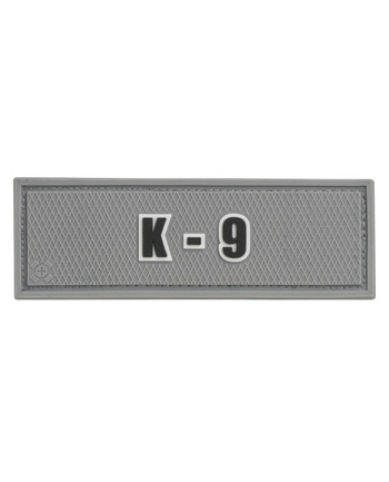 Tactical Responder - K-9 Patch