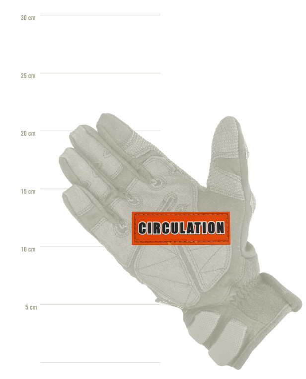 Tactical Responder Circulation Patch