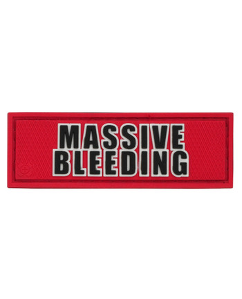 Tactical Responder - Massive Bleeding Patch