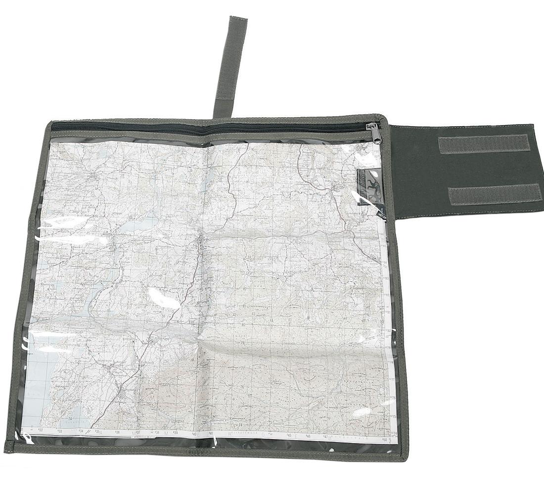 Tasmanian Tiger TT MAP POUCH Olive 7625.331