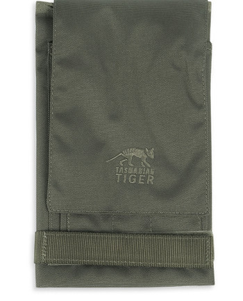 TASMANIAN TIGER - Map Pouch Olive