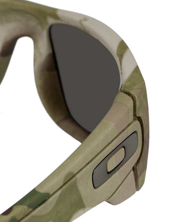 Oakley SI Fuel Cell Multicam / Grau