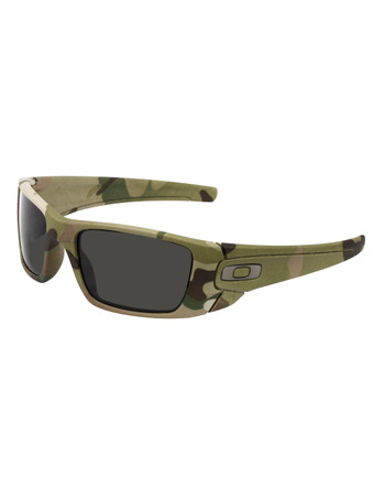 Oakley - SI Fuel Cell Multicam / Grau