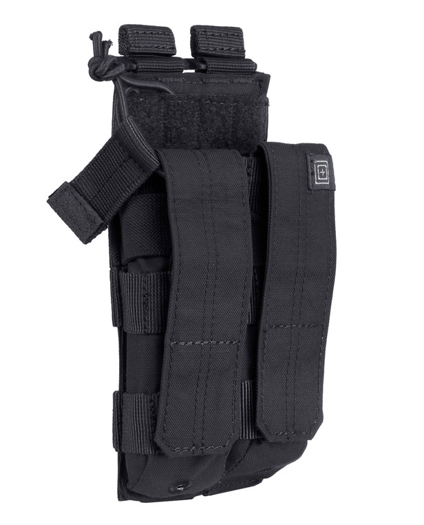 5.11 Tactical MP5 Bungee W Cover DBL Black