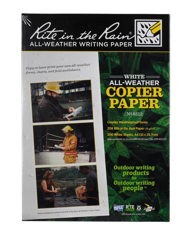 Rite in the Rain All-Weather Copier Paper A4 White