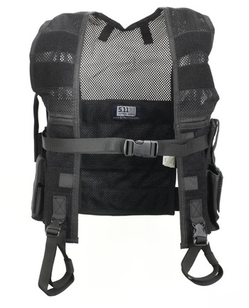 5.11 Tactical - Mesh Concealment Vest Black