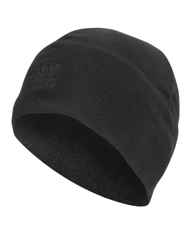 TASMANIAN TIGER Fleece Cap Mütze Schwarz