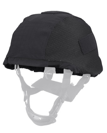 FirstSpear - ACH/MICH Hybrid Helmet Cover Black