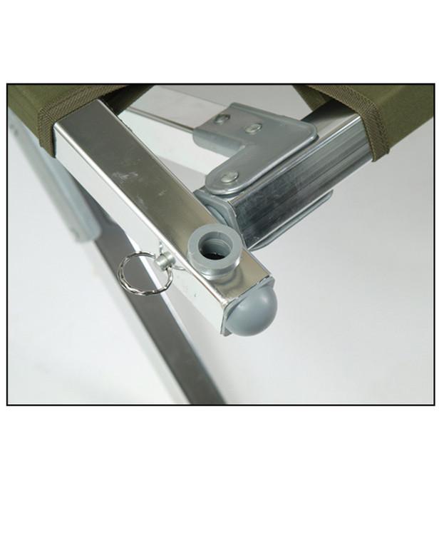 MIL-TEC Sturm US Aluminum Folding Cot 200x65 cm